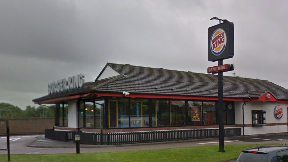 Elgin Burger King