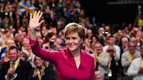 Nicola Sturgeon SNP conference 2019