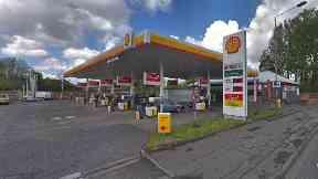 Raid: Shell Euro Garage.
