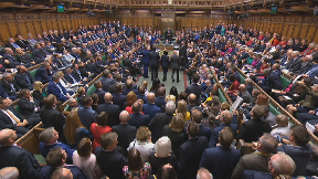 House of Commons October 19 2019.