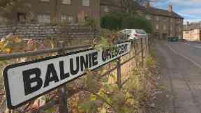 Balunie Crescent, Dundee