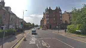 Mayfield Road, Edinburgh