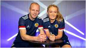 Scotland kit