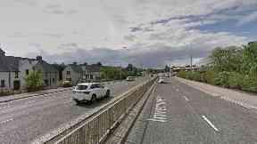 Inverurie Road, Aberdeen