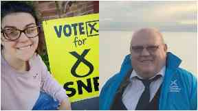 Sexism- Julie Ford SNP and Mick Green Tory - Fife councillors