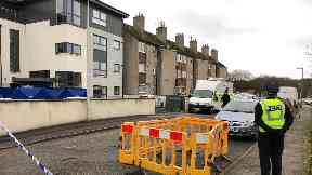 Body: Man found dead in Aberdeen.