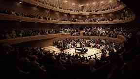 Dunard Centre, Edinburgh concert hall