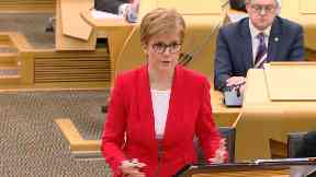 Nicola Sturgeon FMQs December 11 2019.