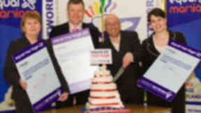 Same-sex marriage: Opposition leaders united in favour.