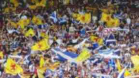 Tartan Army: Scotland fans are famous across the globe.