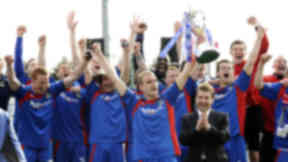 Inverness Caley Thistle went straight back up to the SPL after one season, a feat Falkirk are aiming to repeat.