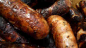 Police follow up links over stolen sausages
