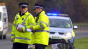 Appeal: A driver has come forward after an alleged hit and run in Stirlingshire. (file pic)
