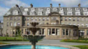 Gleneagles Hotel: Profits slump