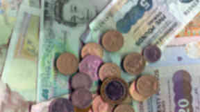 In the money: Glasgow children enjoy good pocket money, according to survey