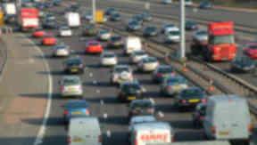 M8 crash: Up to 15 vehicles involved