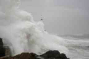 Gale-force: Severe weather hits Scotland