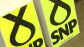 Criticism: The SNP.