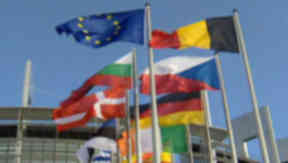 EU: Questions over Scottish independence (file pic).