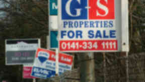 Property: Glaswegians like buying houses the most.