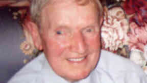 John Gillespie: A man has appeared in court accused of murdering the 88-year-old pensioner.