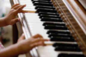 Teen is piano genius
