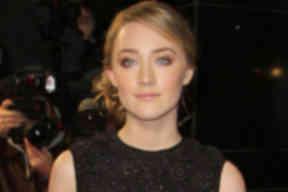 Premiere:  Saoirse Ronan will attend the Edinburgh Castle event.