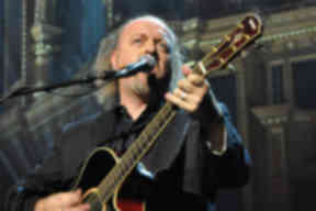 Tour: Bill Bailey will tour Scotland.