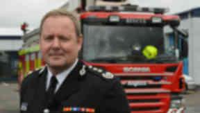 Alasdair Hay fire chief quality image