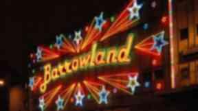 Barrowland Ballroom: The famous music venue has hosted the likes of Ed Sheeran and Goo Goo Dolls.