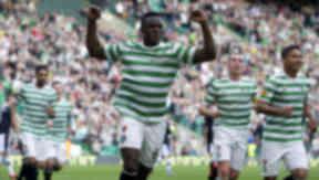 Celtic midfielder Victor Wanyama.