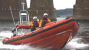 Missing sailor rescued after 24 hours stranded at sea