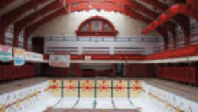 The Big Splash: The Govanhill Baths will be the focal point of an afternoon of poetry for Glas-goes Poetic.