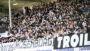 Rosenborg fans, Creative Commons.