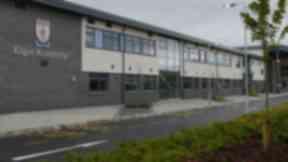 Elgin Academy: Former teacher struck off register (file pic).
