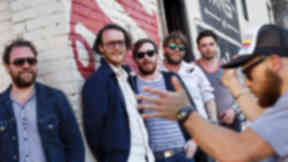 Frightened Rabbit: Band takes its name from a childhood moniker.