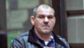 Gary McCourt who caused death of Audrey Fyfe through careless driving.