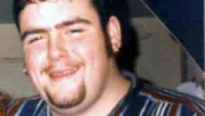 Colin Law who went missing from Gordon in the Borders in May 1999.