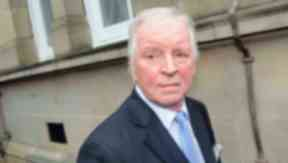 Quality image of MSP Bill Walker who has been convicted of 23 charges of domestic abuse.