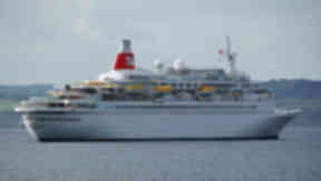 Creative commons picture of Fred Olsen's Black Watch cruise ship.