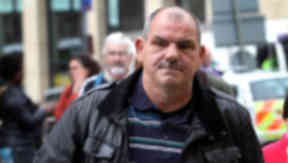 Gary McCourt who killed cyclist Audrey Fyfe by knocking her off her bike on Portobello Road, Edinurgh in August 2011.