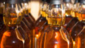 Whisky - that most Scottish of tipples