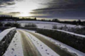 Elgin snow scene