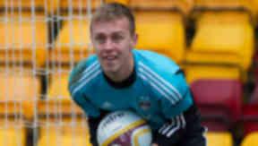 Dan Twardzik in action for Aberdeen
