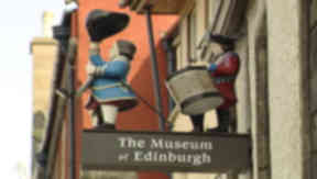 Museum of Edinburgh: Archives available to view online.