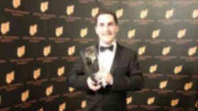 Peter Smith. Scotland Tonight. With RTS award.