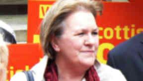 Victor: Ms Lamont saw off Tom Harris and Ken Macintosh.