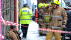 Emergency services: Police Scotland and SFRS under the microscope.