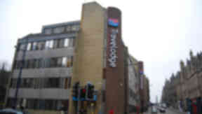 Travelodge: General view of Edinburgh hotel. (file pic)