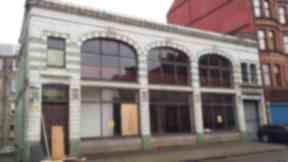 Overhaul: Vacant garage to become 24-hour gym and burger bar.